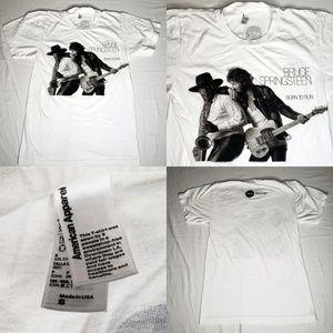 Bruce Springsteen Album Cover Concert Music Tshirt